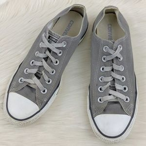 Converse All Star Chuck Taylor Grey Sneakers
